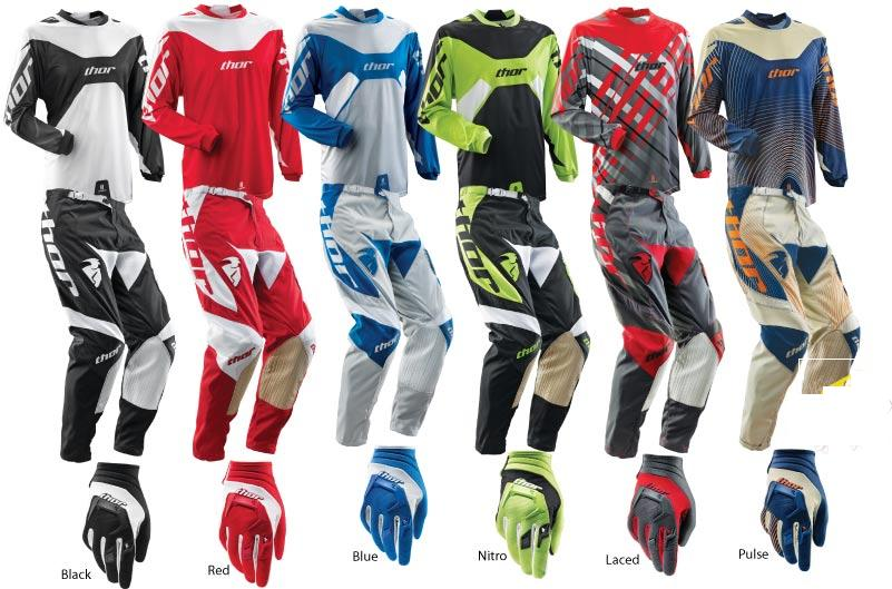 2010 thor phase kids youth motocross gear 3451 p